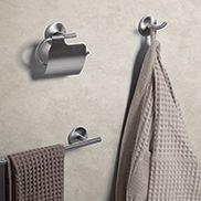 porta asciugamani, portasalviette, portarotolo carta igienica e altro