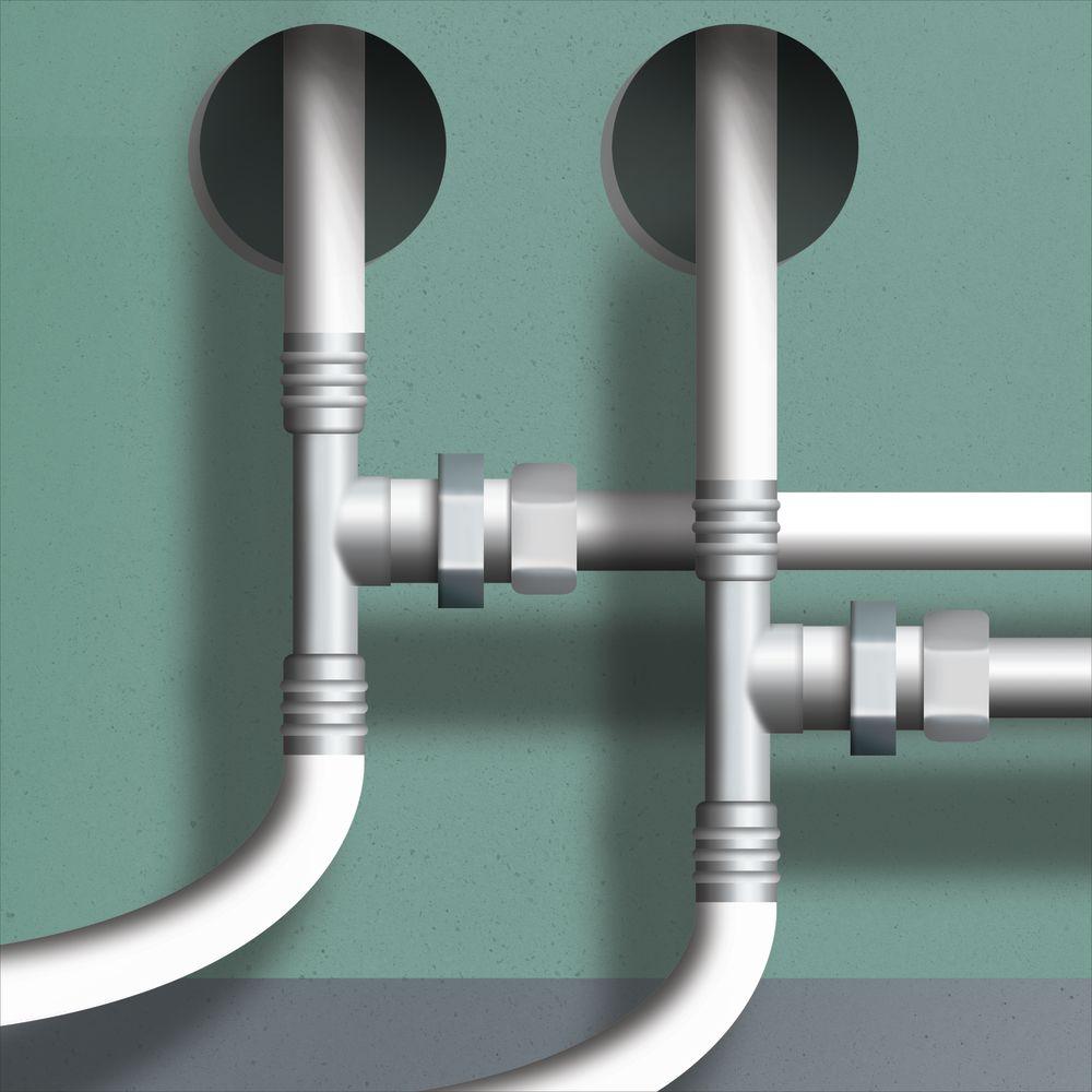 Impianto Idraulico Bagno Multistrato.Come Installare Un Impianto Con Tubi Di Riscaldamento A
