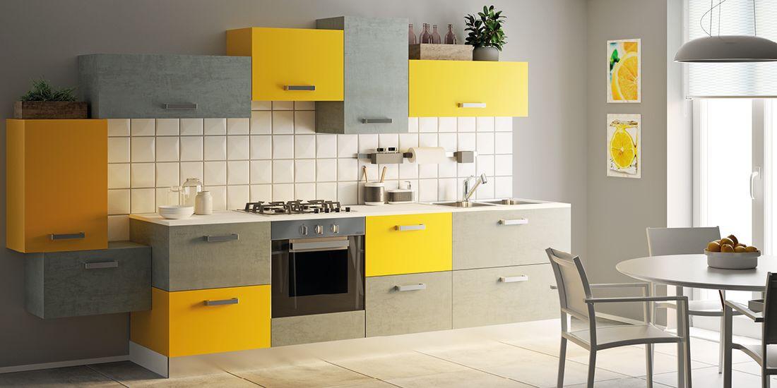 Come Imbiancare La Cucina. Excellent Come With Colori Per ...
