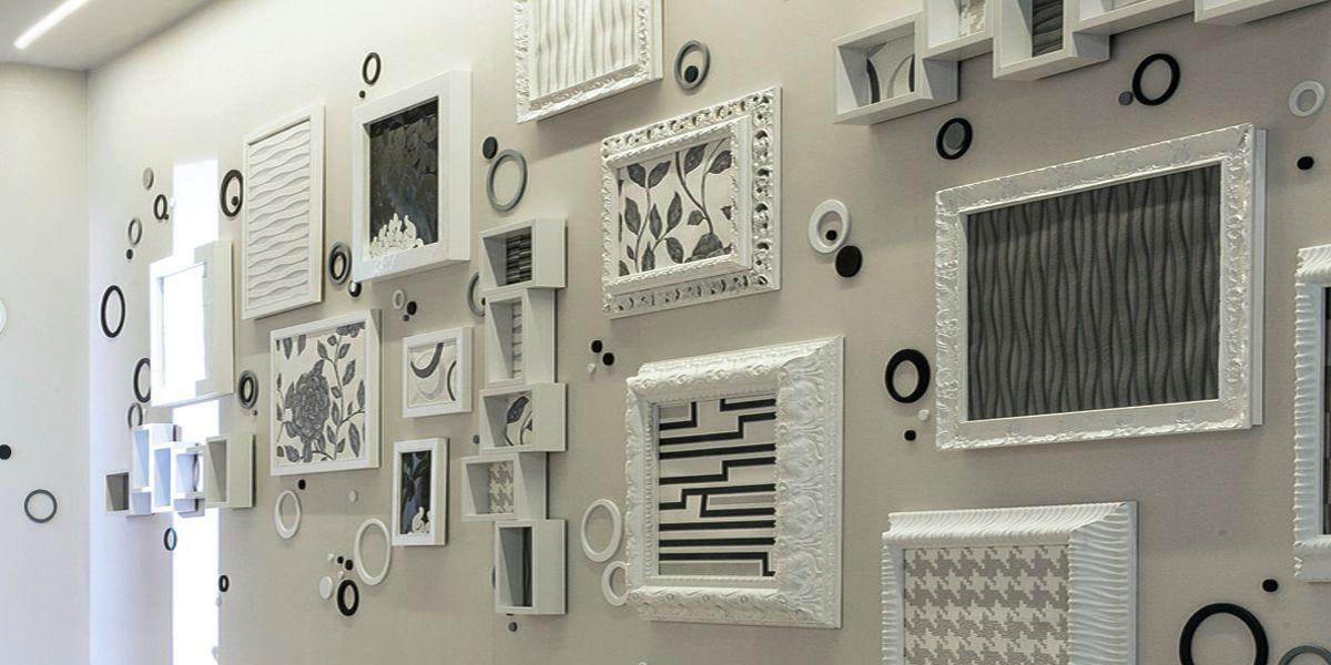 4 modi per decorare le pareti di casa con foto e cornici