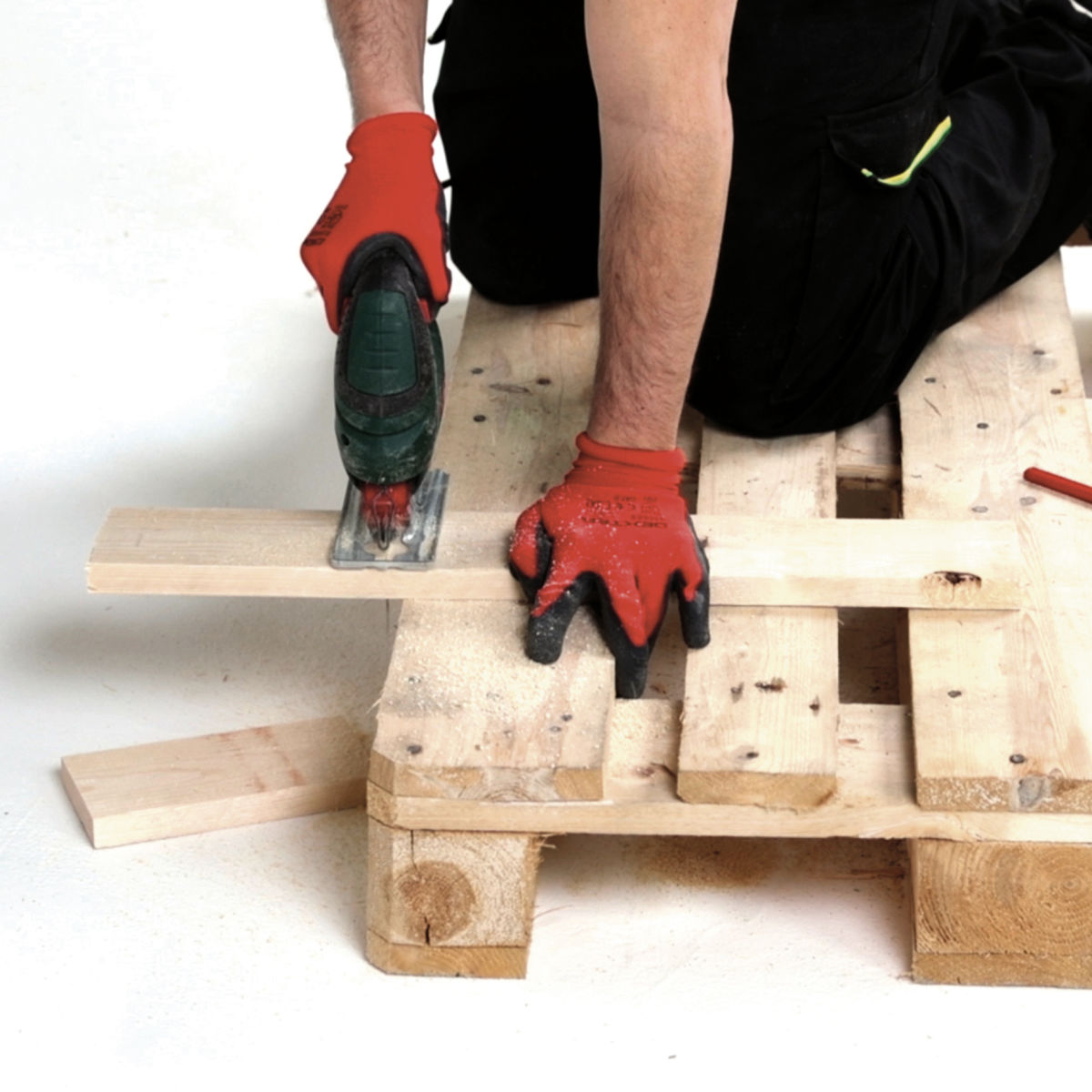 Come costruire una fioriera con i pallet guide e for Costruire fioriera legno