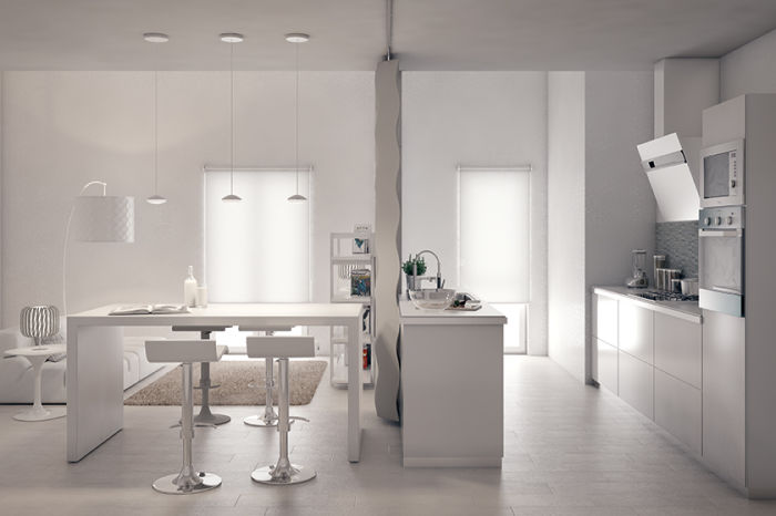 best cucina open space pictures - embercreative.us - embercreative.us - Arredare Soggiorno E Cucina Insieme 2