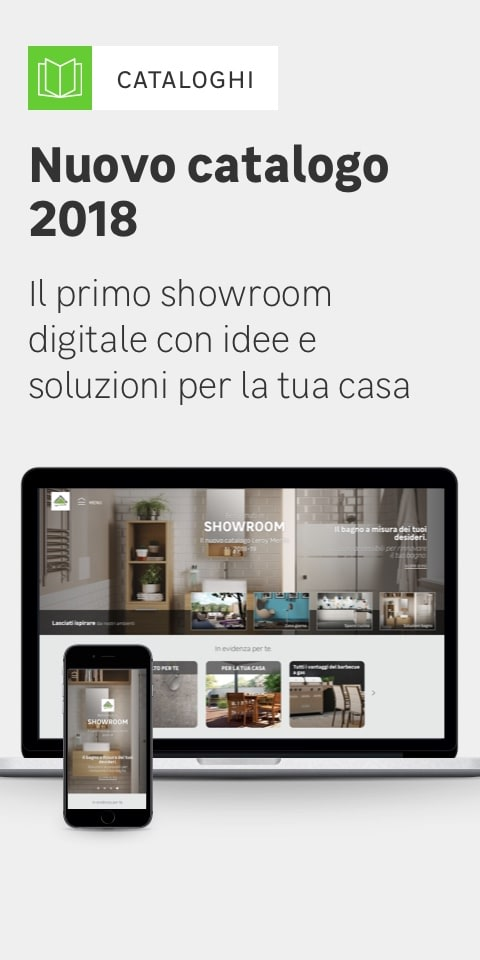 Nuovo showroom Leroy Merlin