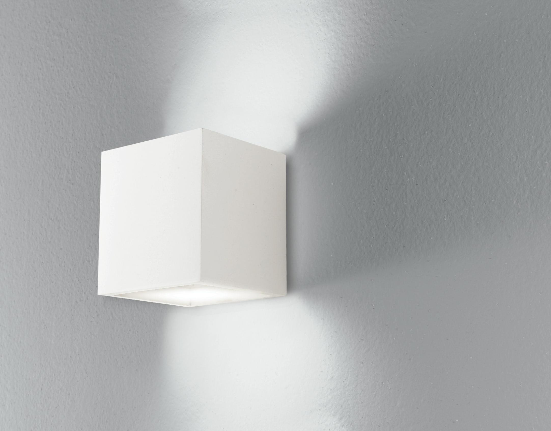 Applique da parete in gesso leroy merlin lampade da soffitto