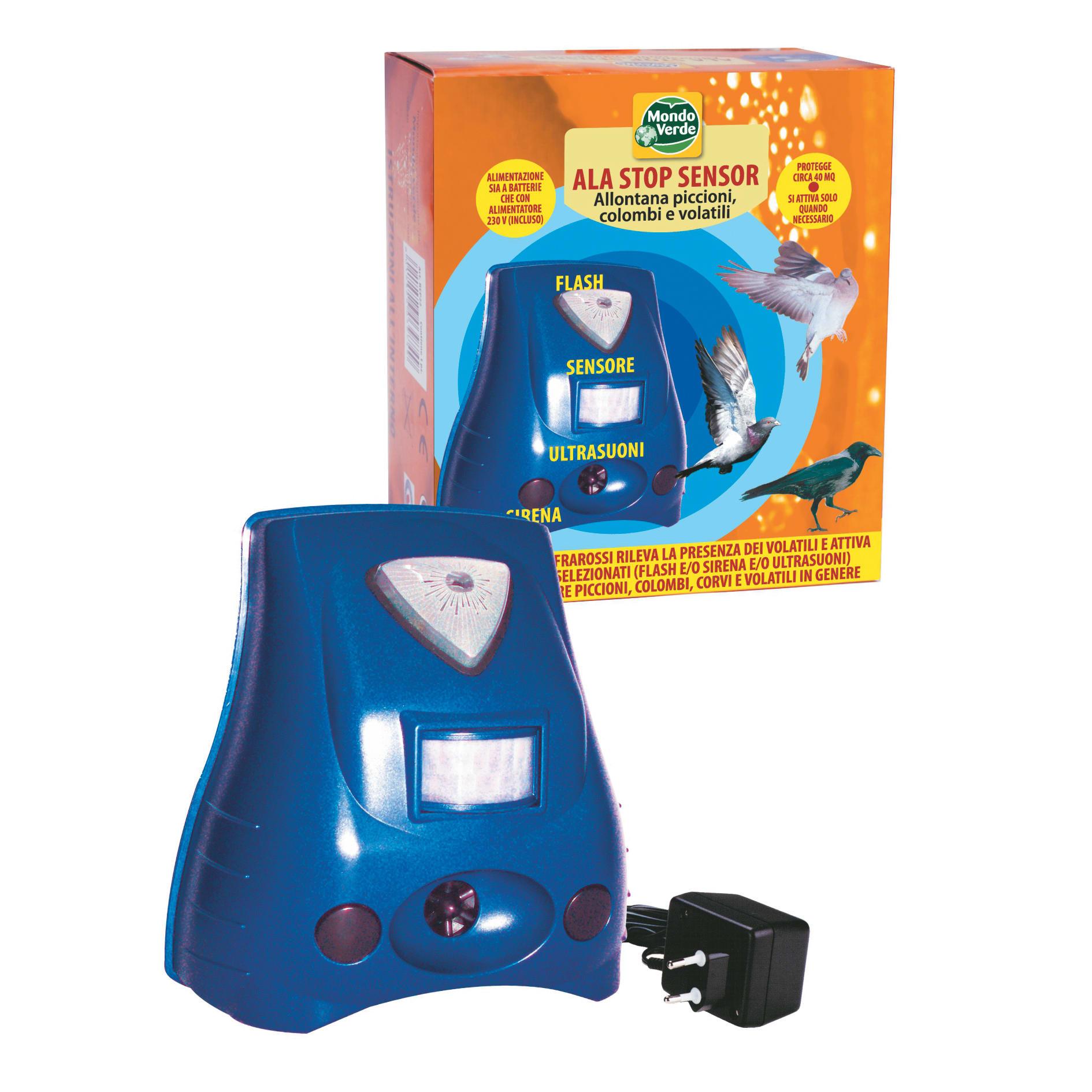 Disabituante Ultrasuoni Ala Stop Sensor Mondo Verde Prezzi E Offerte