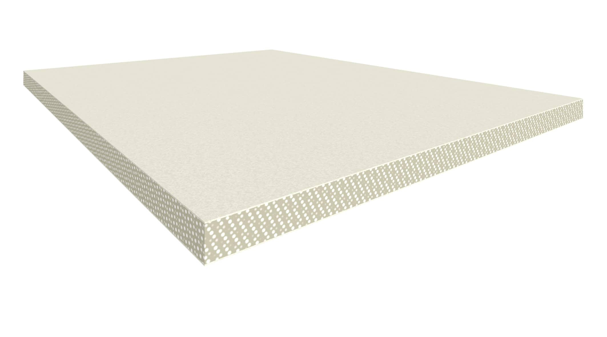 Lastra di cartongesso externa light alta resistenza ignifuga x