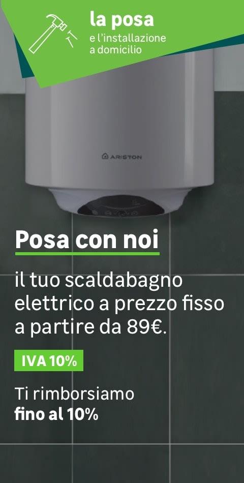Scaldabagni elettrici prezzi e offerte boiler elettrico for Amazon scaldabagni elettrici