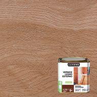 Vernice per esterno ad acqua Luxens per legno noce chiaro 0,25 L ...