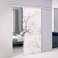 Porta da interno scorrevole Autumn 96 x H 215 cm reversibile ...