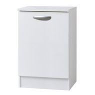 Base per lavello Spring 2 ante bianco L 80 x H 86 x P 60 cm: prezzi ...