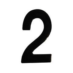Lettera adesiva numero civico prezzi e offerte online for Numeri adesivi leroy merlin
