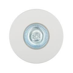 illuminazione faretto da incasso fisso inspire kilia bianco 34680793