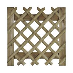 Bordure per aiuole cancelli in legno staccionate in legno for Perline legno leroy merlin