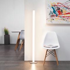 Lampade da terra base e piantane prezzi e offerte online - Leroy merlin illuminazione interno ...
