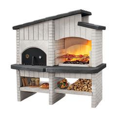 Barbecue prezzi e offerte leroy merlin for Offerte barbecue in muratura