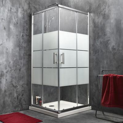 bagno box doccia scorrevole optima 67 69 x 87 89 h 190