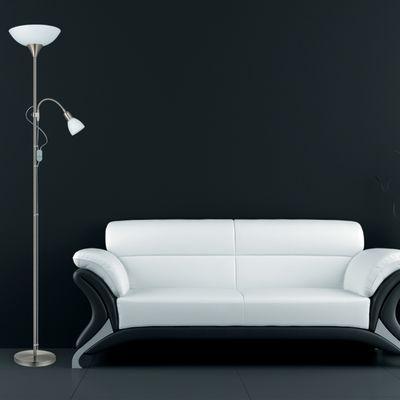 Lampada da terra Up bianco: prezzi e offerte online