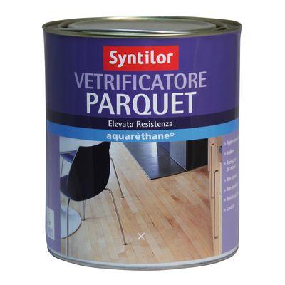 Vernici Vetrificatore Syntilor Incolore Opaco 0.75 L 30114595
