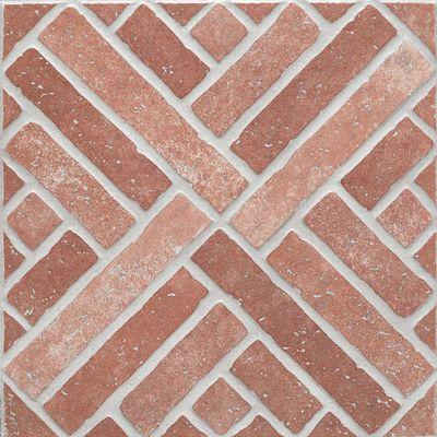Piastrella Mattone 31 x 31 cm rosso: prezzi e offerte online