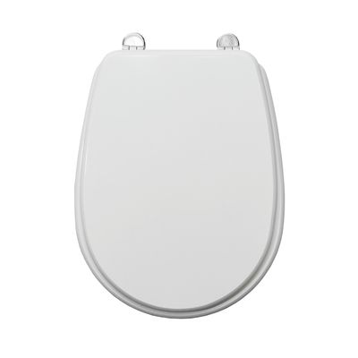Charming Bagno Copriwater Liuto Bianco 35760333