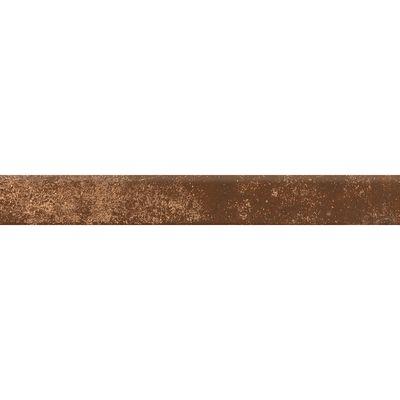 Pavimenti E Rivestimenti Battiscopa Corten Rame 7,5 X 60 Cm 81257053