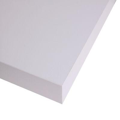 Piano cucina su misura laminato Ghiaccio bianco 2 cm: prezzi e ...