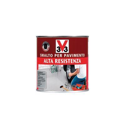 Vernici Smalto Per Pavimenti V33 Bianco 0,5 L 32104604_1