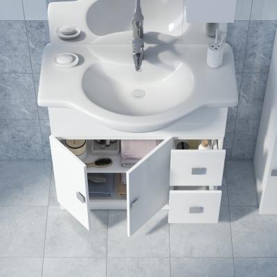 bagno mobile bagno super bianco l 85 cm 33868681_1