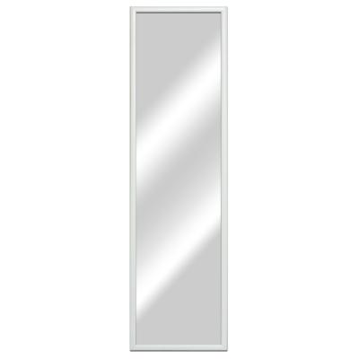 specchio da parete rettangolare Bomber bianco 42,3 x 142,3 cm ...