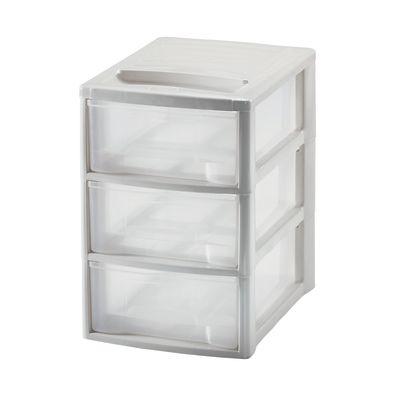Ordine E Sistemazione Cassettiera Mini Empire Bianco 36481774