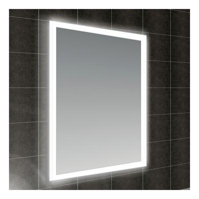 Specchio retroilluminato fog 60 x 80 cm prezzi e offerte online - Specchio retroilluminato bagno ...