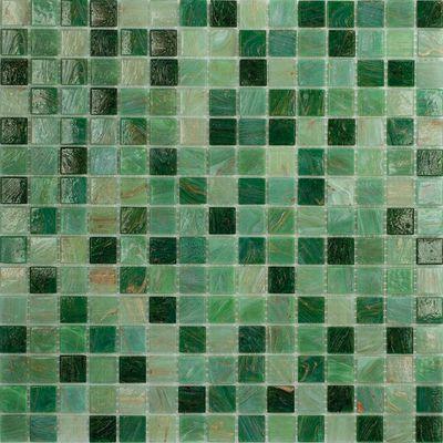 Mosaico Mix all 32,7 x 32,7 cm verde: prezzi e offerte online