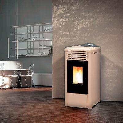 Stufa a Pellet Alba 9,29 kW avorio: prezzi e offerte online
