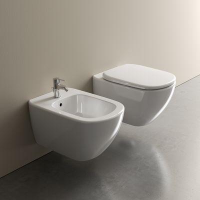 Vaso sospeso Ideal Standard Ideal Mood con sedile: prezzi e offerte ...
