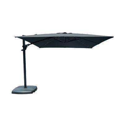 Ombrellone decentrato Argos 3 x 3 m grigio: prezzi e offerte online