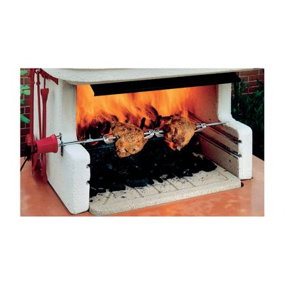 Kit girarrosto per barbecue Menton / Portorose / Rio: prezzi e ...