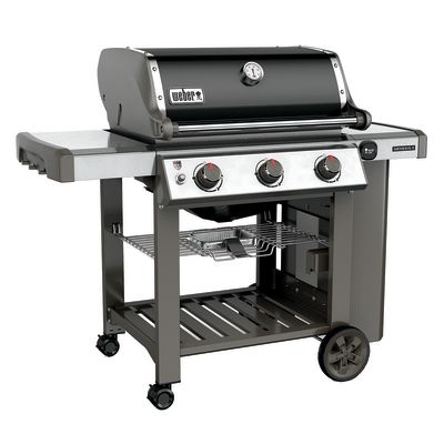 Barbecue a gas Weber Genesis II E-310 GBS 3 bruciatori: prezzi e ...