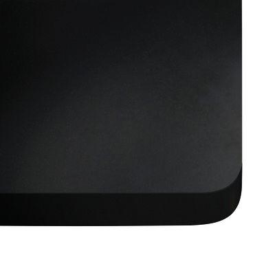 Piano cucina su misura quarzo Nero tebas 3 cm: prezzi e offerte online