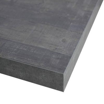 Piano cucina su misura laminato Kaos grigio 4 cm: prezzi e offerte ...