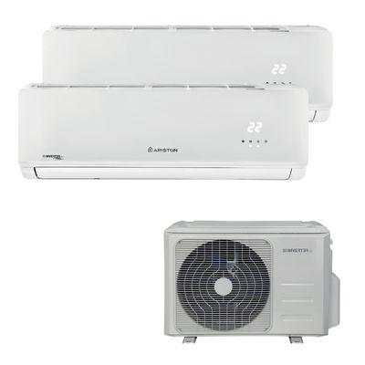 Stufe, Climatizzatori E Idraulica Climatizzatore Fisso Inverter Dualsplit  Ariston Zenus 2.5 + 3.5 KW