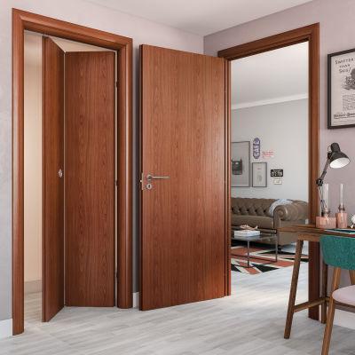Porta da interno battente Rose 80 x H 210 cm reversibile: prezzi e ...