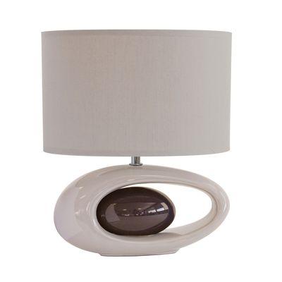lampada da comodino warren avorio: prezzi e offerte online
