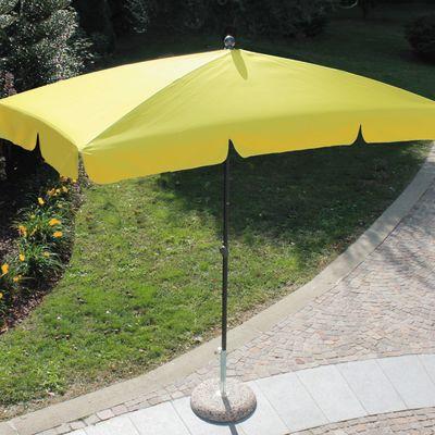 Ombrellone 2,2 x 1,2 m giallo: prezzi e offerte online