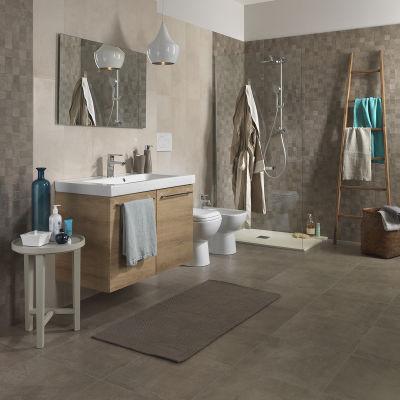 Piastrella Vision 25 x 75 cm grigio: prezzi e offerte online