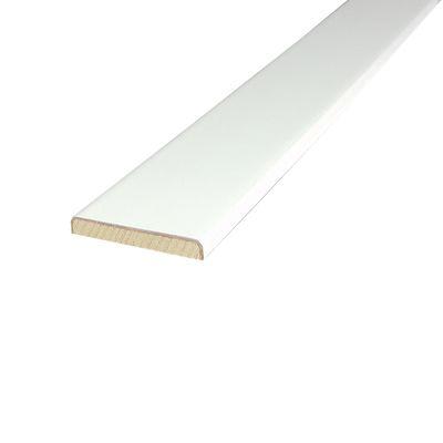 Piattina legno laccato bianco 5 x 40 x 2400 mm: prezzi e offerte online
