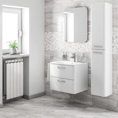 Mobile bagno Best bianco L 61 cm: prezzi e offerte online