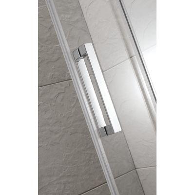Porta doccia scorrevole manhattan 146 150 h 200 cm for Porta box doccia leroy merlin