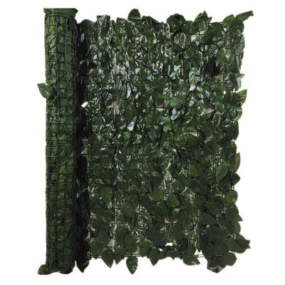 Siepe artificiale Siepe Artificiale Laurel Plus Verde Scuro 150x300 ...