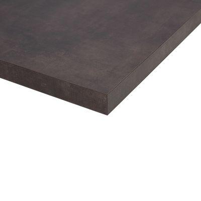 Piano cucina su misura laminato Bronzo marrone 2 cm: prezzi e ...