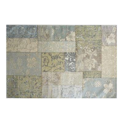 tappeto modern kilim ecru 160 x 230 cm prezzi e offerte